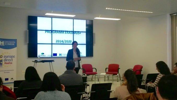 Europe Direct Huelva ha desarrollado numerosas actividades a lo largo de 2016
