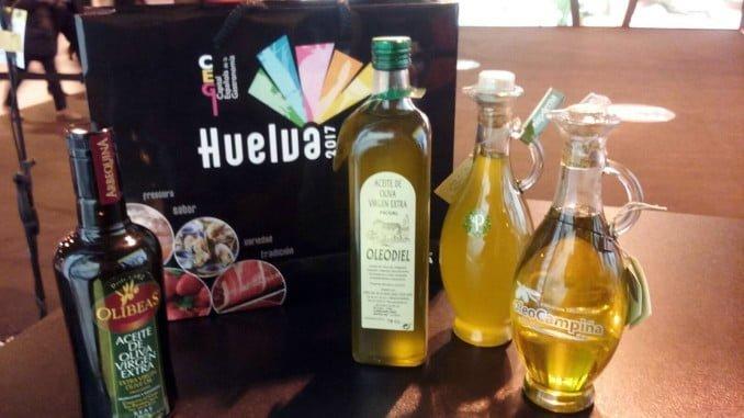 Las cooperativas agroalimentarias de Huelva encantadas de estar en Fitur