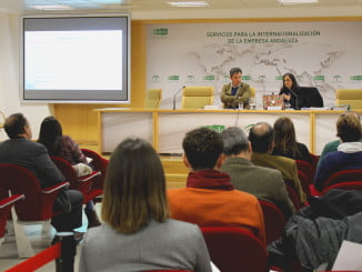 Seis empresas de Huelva participan en este encuentro de Extenda