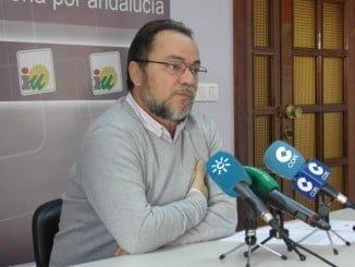Francisco Javier Camacho confía en el nuevo acuerdo de Gobierno en Aljaraque