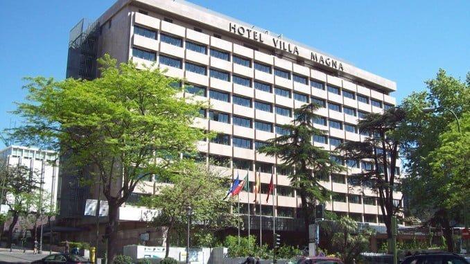 Una de las ventas más altas ha sido la del hotel Villa Magna de Madrid por 180 millones de euros