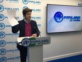 García Longoria dice que Huelva es la capital andaluza con menos centros de Salud