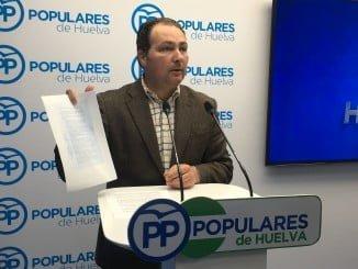 Toscano cree que PSOE, IU y Sí Se Puede Aljaraque ocultan información sobre las cuentas