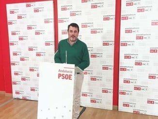 Jesús Ferrera, secretario de Organización del PSOE de Huelva