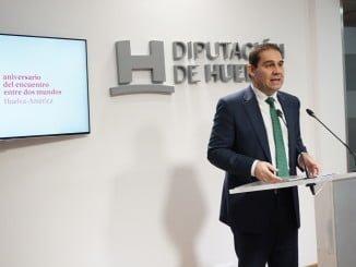 José Luis Ramos (PSOE),  portavoz del equipo de gobierno en la Diputación, ha dado a conocer las iniciativas