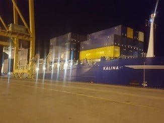 Con esta nueva línea de contenedores se consigue un ahorro de tiempo de transporte
