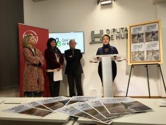 La presentación de esta gran cita cultural ha tenido lugar en la Diputación de Huelva