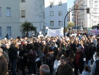 Populares y socialistas calientan motores ante la nueva manifestación del 12 de marzo