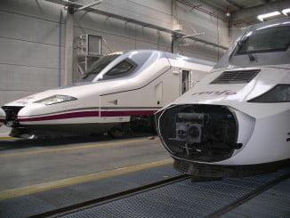 Renfe amplía la oferta de trenes a Andalucía desde hoy viernes