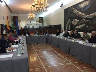 La primera misión de Juan José García del Hoyo será solicitar una reunión con el ministro de Fomento y portavoces de la comisión de Fomento