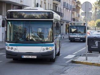 Las plazas son para mozo-conductor y conductor-perceptor de autobús