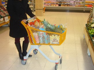 Una de las causas del crecimiento económico se basa en la fortaleza del consumo de las familias