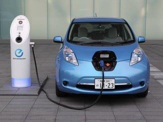 En mayo se matricularon 572 coches eléctricos