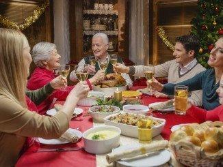 Con una alimentación mediterránea y algún dulce navideño, hubiéramos mantenido nuestra dieta