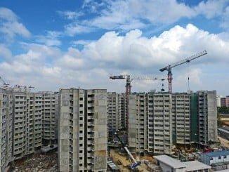 El de la construcción, es el único sector en el que ha subido el paro, con 257 desempleados más