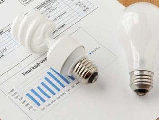 Mañana se produce un máximo en el precio de la luz y la hora más cara de este lunes será a las 19.00 horas