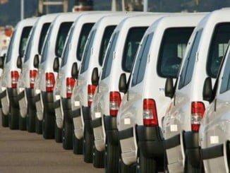 En agosto se han matriculado 12.807 vehículos comerciales ligeros
