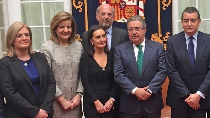 La ministra de Empleo estará presente mañana en el acto de presentación de Asunción Grávalos, como subdelegada del Gobierno