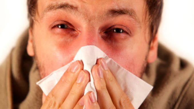 El pico mayor de gripe se espera en Huelva para finales de mes principios de febrero