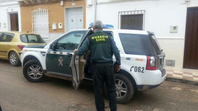 La Guardia Civil ha detenido al presunto autor del homicidio