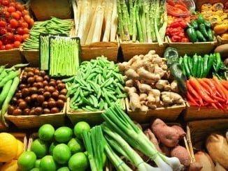 Suben las verduras en el mercado ante la escasez