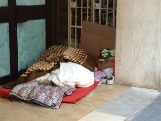 La iniciativa forma parte de un estudio para analizar las necesidades de las personas sin hogar