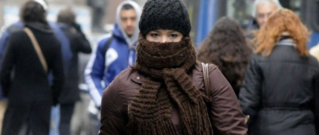 Huelva no es ajena a esta ola de frío que permanecerá hasta el viernes