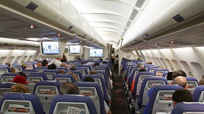 El tráfico aéreo crece en enero un 9,6%, el mayor aumento en 5 años y lo hace aupado por la recuperación económica