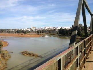 El cuerpo ha sido hallado a la altura del puente de la N-431
