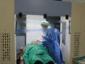 Con esta nueva 'Sala Blanca' se agilizará la atención a los pacientes de Oftalmología