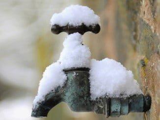 En caso de congelación, no conviene forzar las llaves de paso
