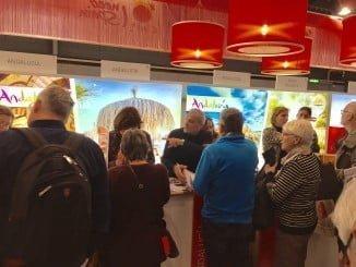 Huelva comienza su andadura de promoción en ferias turísticas en Holanda, concretamente en Utrecht en la feria Vakantiebeurs