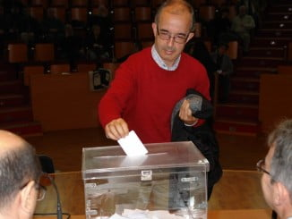 El documento presentado está siendo votado por los claustrales