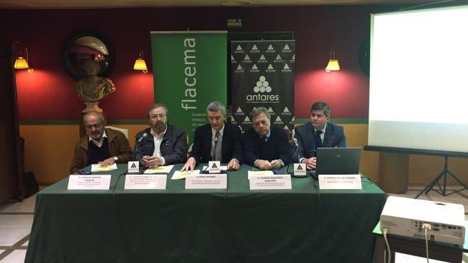 Presentación de la Memoria de Sostenibilidad del Sector Cementero Andaluz