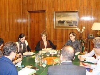García Tejerina se entrevistó en el Ministerio con grupos ecologistas
