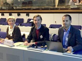 La directora general de Pesca y Acuicultura, Margarita Pérez, ha trasladado a la CE una serie de reivindicaciones sobre la implementación del Fondo Europeo Marítimo de la Pesca