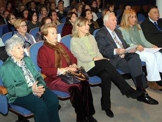José Luis García Palacios, como presidente de la Junta Provincial de la AECC, informó de las actuaciones de la misma en el Día de la Lucha contra el Cáncer.