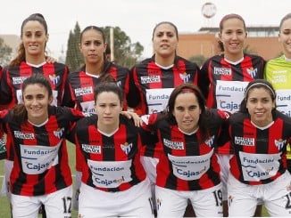Alineación de salida del Fundación Cajasol Sporting de Huelva.