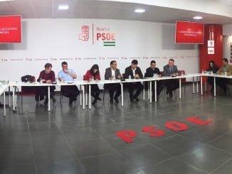 Reunión de la Ejecutiva Provincial socialista