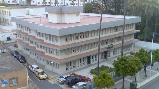 Edificio de la ONCE en Huelva