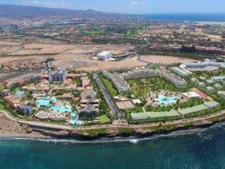 Los hoteles situados en las islas Canarias han son este mes de febrero los que tienen los precios más altos