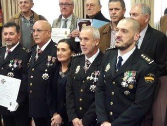 Grávalos ha presidido la celebración del 193 aniversario de la creación de la Policía Nacional