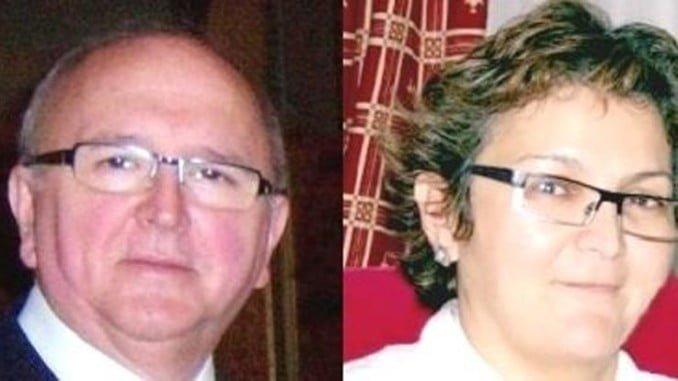 Antonio Aguado y Paloma Hergueta, candidatos a la presidencia del Colegio de Médicos