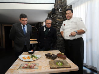 El chef Santy Elías pone en marcha la iniciativa 'Ahora Capital'