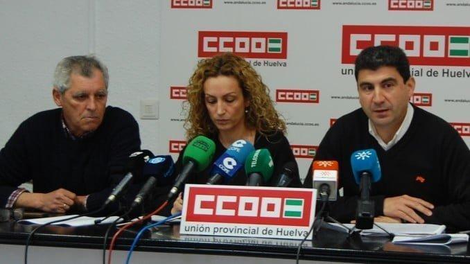 CCOO ha hecho un balance de la siniestralidad laboral en 2016