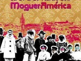 "Cartel de la Feria de Época 1900 ""Moguer América"""
