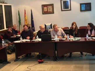 Reunión del Comité Andaluz de los Humedales en el Centro del Acebuche