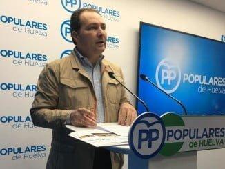 """David Toscano exige a Caraballo que """"dé la cara"""""""