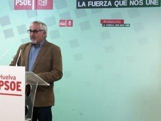 Diego Ferrera destaca los nuevos servicios sanitarios previstos para Huelva