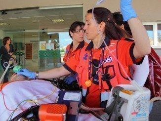 El trato humano de los equipos de emergencias y la seguridad transmitida, lo más valorado